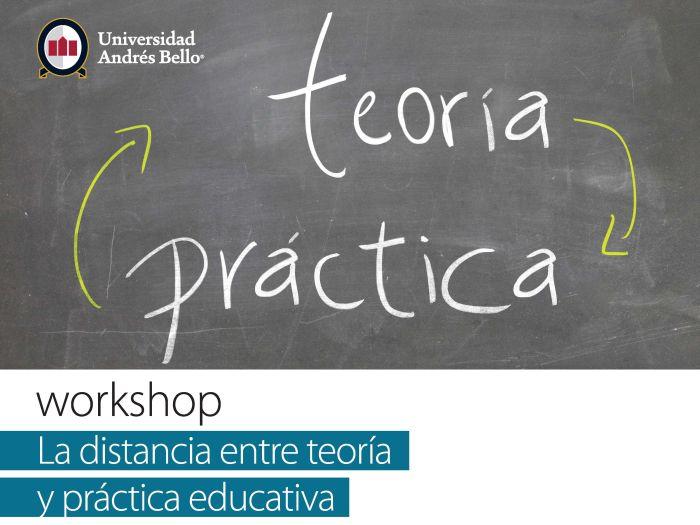teoría y practica educativa