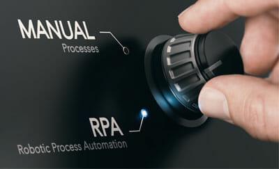 RPA Automatizar tareas fomes